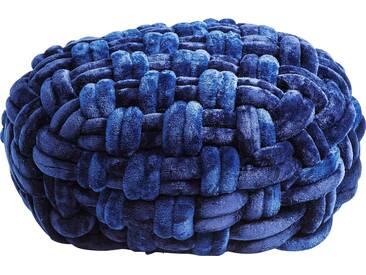 Hocker , blau, »Ovillo«, KARE Design