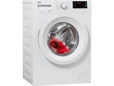 BEKO Waschmaschine WMY 71633 PTLE, Fassungsvermögen: 7 kg, weiß, Energieeffizienzklasse: A+++