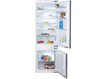 Einbaukühlgefrierkombination, 177,2 cm hoch, 54,5 cm breit, Energieeffizienz: A++, weiß, Energieeffizienzklasse: A++, Constructa