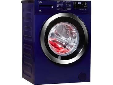BEKO Waschmaschine WMY 71433 PTE, Fassungsvermögen: 7 kg, blau, Energieeffizienzklasse: A+++