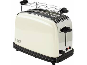 RUSSELL HOBBS Toaster »Colours Plus+ Classic Cream 23334-56«, beige