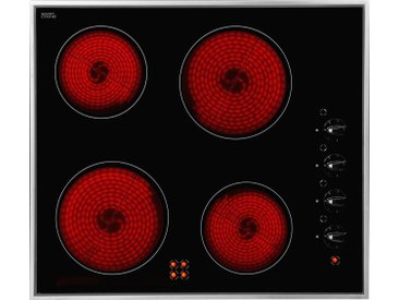 Elektro-Kochfeld von SCHOTT CERANKMC 13282 E, schwarz, Amica