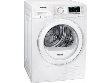 Wärmepumpentrockner DV5000 DV80M5210IW/EG, weiß, Energieeffizienzklasse: A+++, Samsung