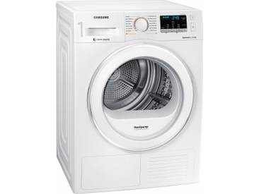 Trockner DV80M5210IW/EG weiß, Energieeffizienzklasse: A+++, Samsung