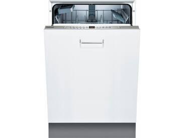 Vollintegrierbarer Einbaugeschirrspüler CG6B55V8, A++, 9,5 Liter, 13 Maßgedecke, Energieeffizienz: A++, silber, Energieeffizienzklasse: A++, Constructa