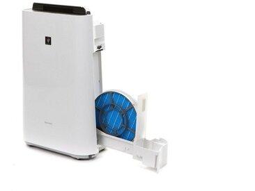 Kombigerät Luftbefeuchter und -reiniger KC-D50EUW Plasmacluster, 2,5 l Wassertank, weiß, Sharp