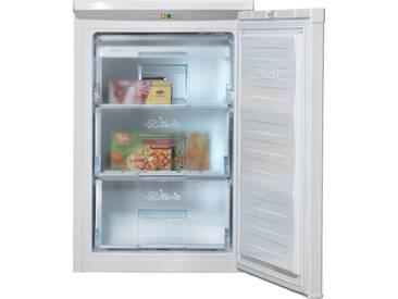 BEKO Gefrierschrank, 84,0 cm hoch, 54,5 cm breit, Energieeffizienz: A+, weiß, Energieeffizienzklasse: A+