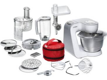 BOSCH Küchenmaschine Styline MUM54270DE weiß