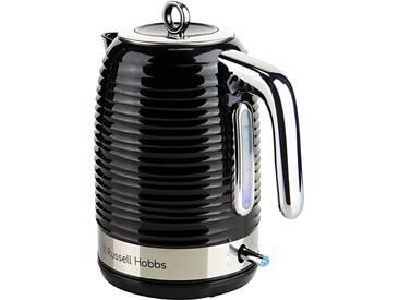 RUSSELL HOBBS Wasserkocher, schwarz, Hochglanz