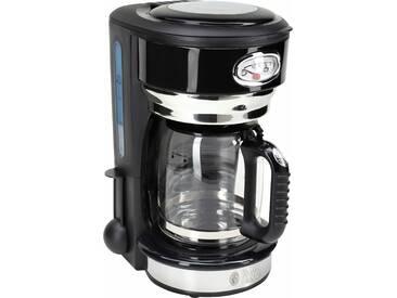 RUSSELL HOBBS Filterkaffeemaschine Retro 21701-56 schwarz