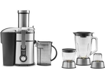 Entsafter 40152 Design Multi Juicer Digital Plus, silber, hochwertig, , , Gastroback