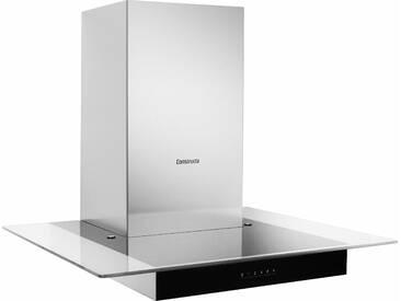Wandhaube CD656860, silber, Energieeffizienzklasse: B, Constructa