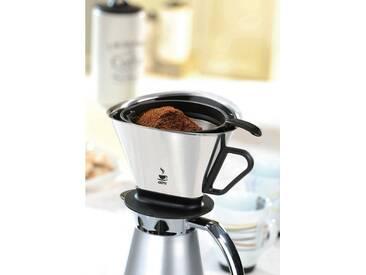 GEFU Kaffee-Filter, silber, spülmaschinenfest, »ANGELO«, , , spülmaschinenfest