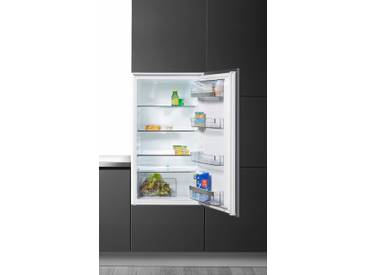 integrierbarer Einbaukühlschrank Santo SKB51021AS, weiß, Energieeffizienzklasse: A++, AEG