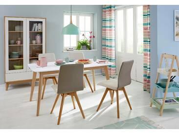 GMK Home & Living Esstisch », im modernen, skandinavischen Design, in verschiedenen Größen und Farben« weiß, eckig, 200/100/75, FSC®-zertifiziert, Guido Maria Kretschmer Home&Living
