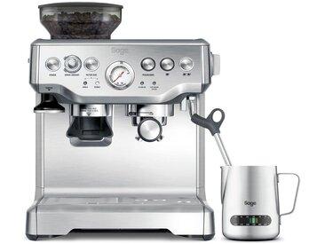 Espressomaschine »The Barista Express, SES875BSS2EEU1A«, silber, Sage