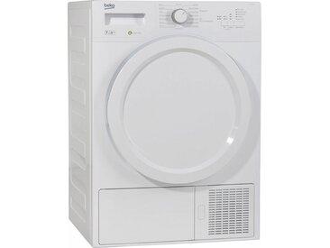 BEKO Wärmepumpentrockner DPS 7205 W3, weiß, Energieeffizienzklasse: A++