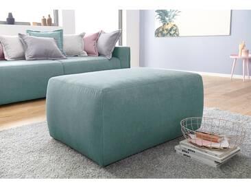 INOSIGN Hocker passend zu den Polstermöbeln grün, »Gina«, FSC®-zertifiziert
