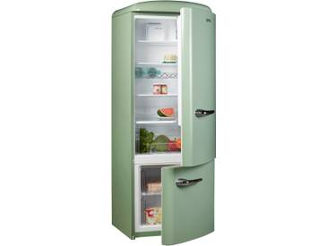 GORENJE Kühl-/Gefrierkombination RK 60319 OCH grün, Energieeffizienzklasse: A++