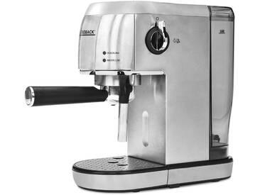 Espressomaschine 42716 Design Espresso Piccolo silber, Gastroback