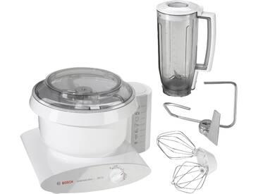 BOSCH Küchenmaschine Universal Plus MUM6 N11 weiß
