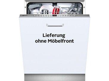 NEFF vollintegrierbarer Geschirrspülmaschine GV4600I, S513I60X0E, 9,5 l, 13 Maßgedecke, Energieeffizienz: A++, edelstahlfarben