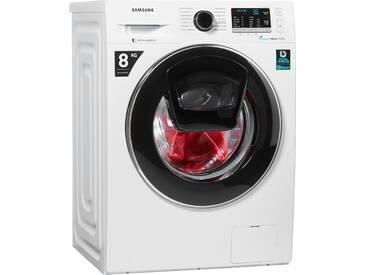 Waschmaschine WW5500 AddWash WW80K5400UW/EG weiß, Energieeffizienzklasse: A+++, Samsung