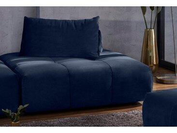 Sofaelement, blau, 128cm, FSC®-zertifiziert, Guido Maria Kretschmer Home&Living