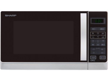 Mikrowelle R742INW, silber, lackiert, , , Sharp