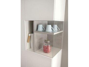 Aufbewahrungs-Box, weiß, 33,9x40,1x16,3cm, now! by hülsta