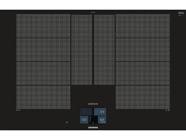 SIEMENS Flex-Induktions-Kochfeld von SCHOTT CERANEX801KYW1E, schwarz
