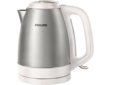 Philips Wasserkocher, HD9305/00, 1,5 Liter, 2200 Watt weiß