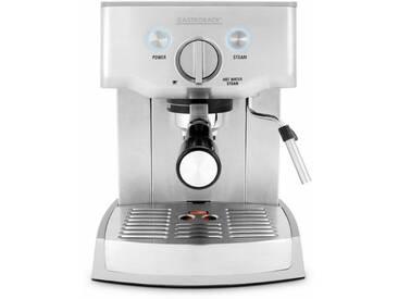 Espressomaschine Design Espresso Pro, silber, Gastroback