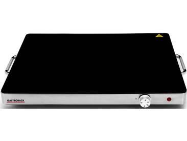 Warmhalteplatte 42490 Design, schwarz, Gastroback