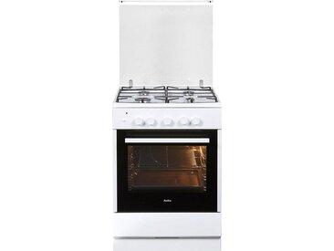 Gas-Standherd SHGG 910 100 W, weiß, Energieeffizienzklasse: A, Amica