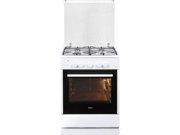 Gas-Standherd SHGG 910 100 W weiß, Energieeffizienzklasse: A, Amica
