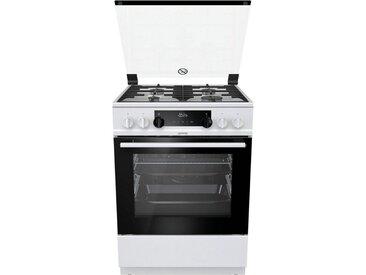 GORENJE Gas-Standherd K6351WF, weiß, Energieeffizienzklasse: A