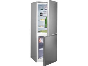 BEKO Kühl-/Gefrierkombination, 175,4 cm hoch, 59,5 cm breit, Energieeffizienz: A++, silber, Energieeffizienzklasse: A++