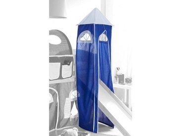 Bettturm, blau, / 45cm, Öko-Tex-Zertifikat, , , Ticaa