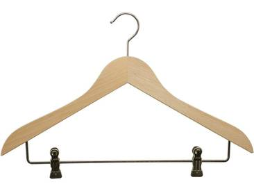 Kleiderbügel , beige, »Business 45/K«, MAWA