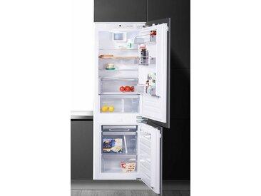 Einbaukühlgefrierkombination KCBDS18601, 178 cm hoch, 54,5 cm breit, Energieeffizienzklasse: A++, weiß, KitchenAid