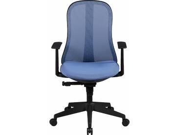 Bürostuhl »Style«, blau, Amstyle