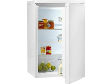 Table Top Kühlschrank HKS 8555A1, weiß, Energieeffizienzklasse: A+, Hanseatic