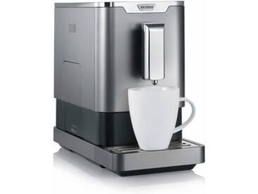 Kaffeevollautomat KV 8090, silber, Severin