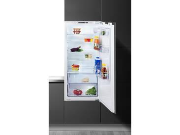 BEKO Einbaukühlschrank, 122,5 cm hoch, 55,6 cm breit, Energieeffizienz: A++, weiß, Energieeffizienzklasse: A++