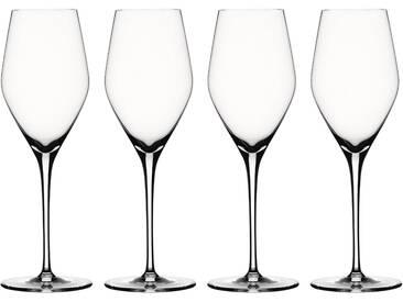 SPIEGELAU Cocktail/Prosecco Gläser, transparent, spülmaschinenfest