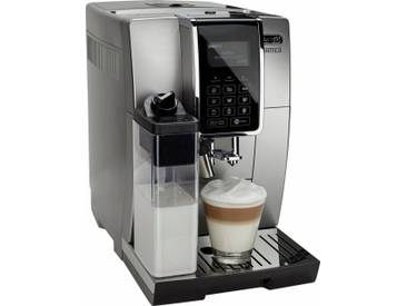 Kaffeevollautomat Dinamica ECAM 350.75.SB, silber, DeLonghi