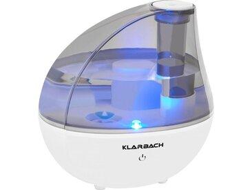Luftbefeuchter LB 31508 we, 1,5 l Wassertank, weiß, KLARBACH