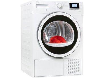 BEKO Wärmepumpentrockner DH8534GX0, weiß, Energieeffizienzklasse: A+++