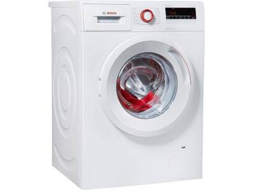 BOSCH Waschmaschine Serie 4 Doreen WAN282V8, Fassungsvermögen: 7 kg, weiß, Energieeffizienzklasse: A+++